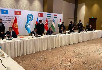 Страны Тюркского совета подписали меморандум по обмену опытом между экономическими зонами - ФОТО