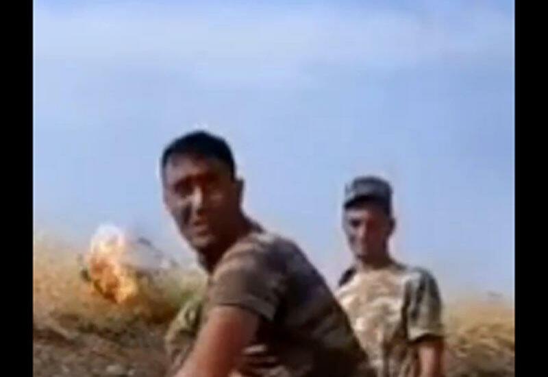 Разоблачен еще один армянский фейк о поджогах на границе