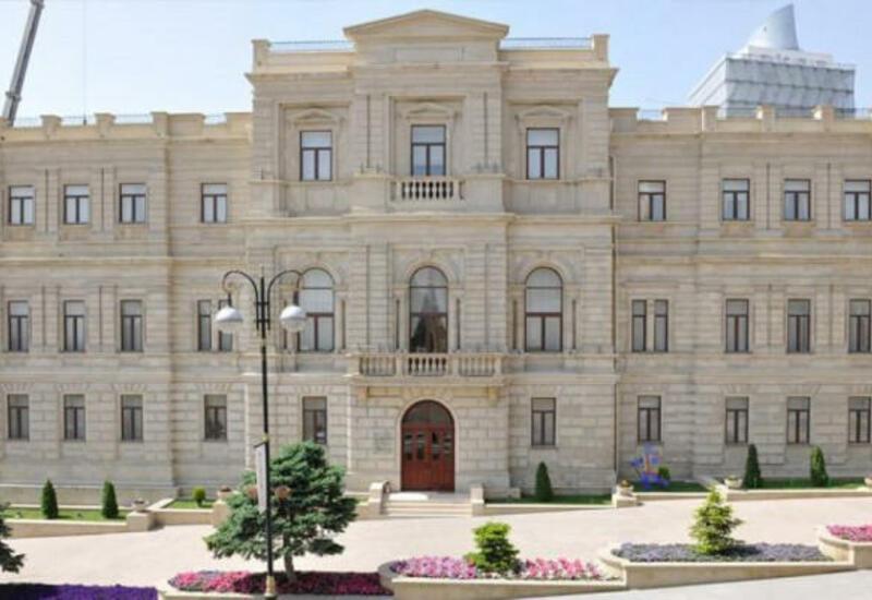 На ремонт Азербайджанского музея искусств потратили 12 млн.