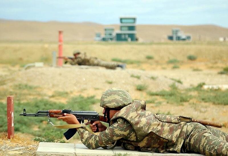 В азербайджанской армии организованы очередные курсы подготовки сверхсрочников