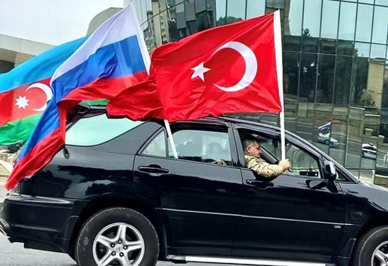 Треугольник Баку-Анкара-Москва стал гарантом стабильного развития региона