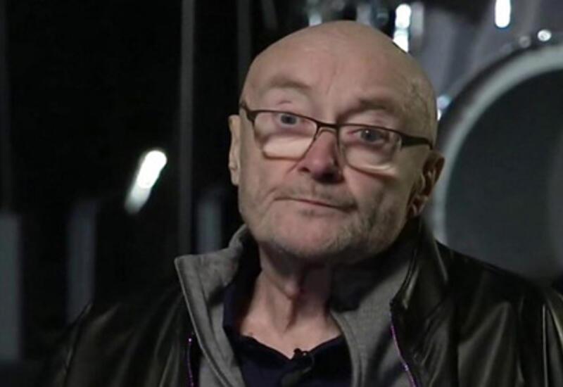 Британский музыкант Фил Коллинз рассказал о своей болезни