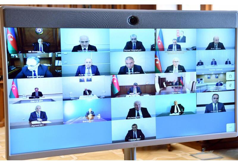 Состоялось очередное заседание Госкомиссии по оценке ущерба в результате агрессии Армении
