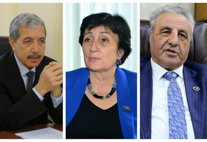 Освобождены от должности некоторые председатели районных организаций ПЕА по Баку