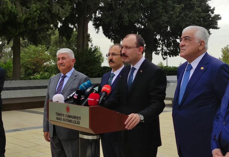 Турецкие компании хотят участвовать во всех сферах жизни Азербайджана