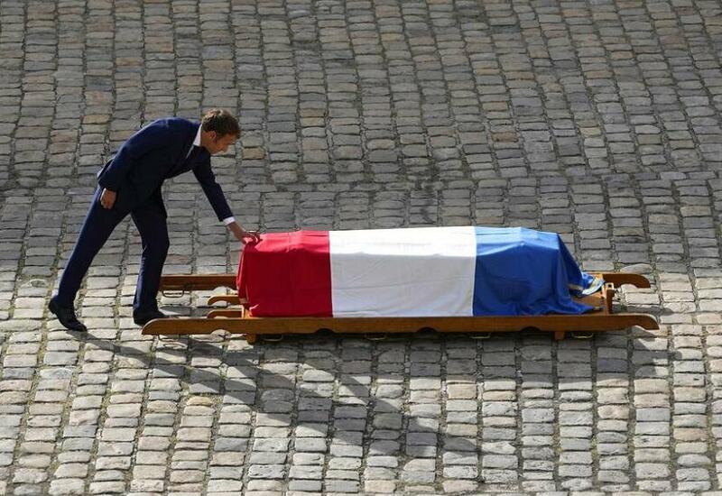 Франция простилась с Жан-Полем Бельмондо