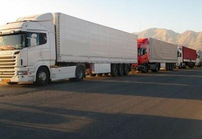 Задержаны водители, незаконно проникшие на территорию Азербайджана по дороге Герус-Гафан - заявление МВД