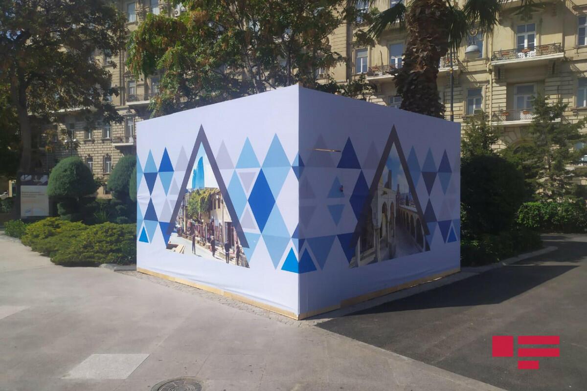 В Баку готовится к открытию памятник Гаджи Зейналабдину Тагиеву