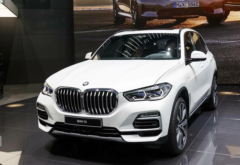 Призеры Олимпиады в России получат автомобили BMW X5 и X3