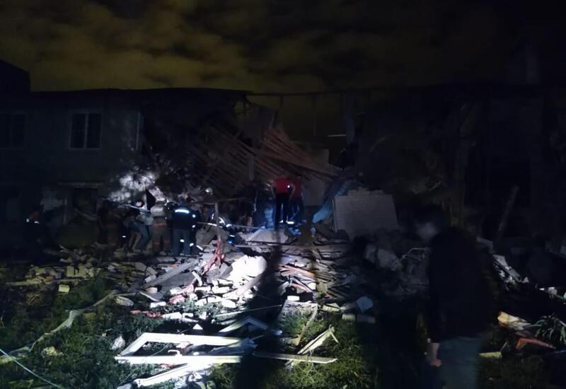 В России в еще одном жилом доме произошел взрыв газа,