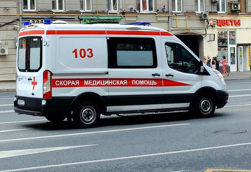В России в жилом доме произошло массовое отравление,