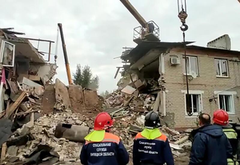Семьи погибших при взрыве газа в жилом доме в России получат по миллиону