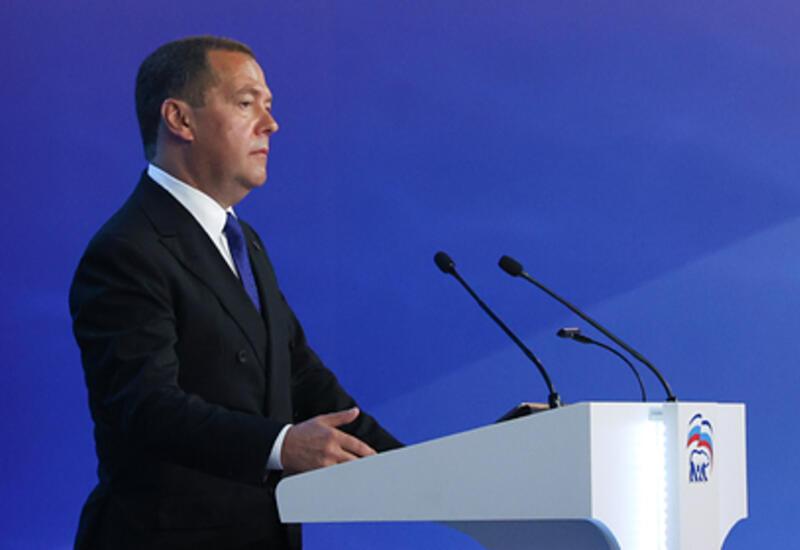Дмитрий Медведев рассказал о крахе «американской модели» в Афганистане