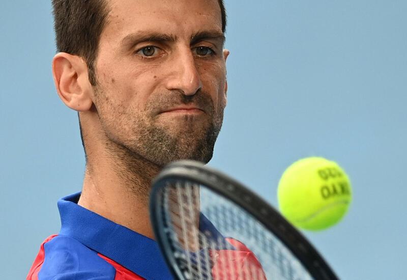 Джокович повторил рекорд Федерера