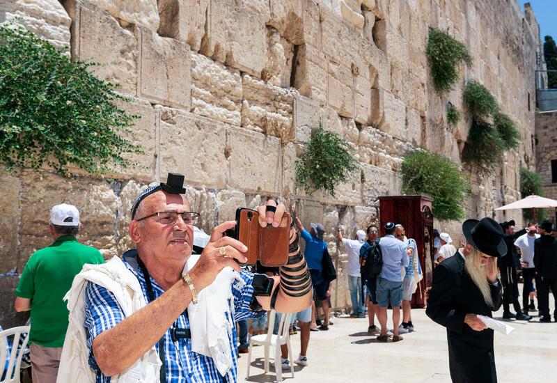 Израиль может открыться для российских туристов