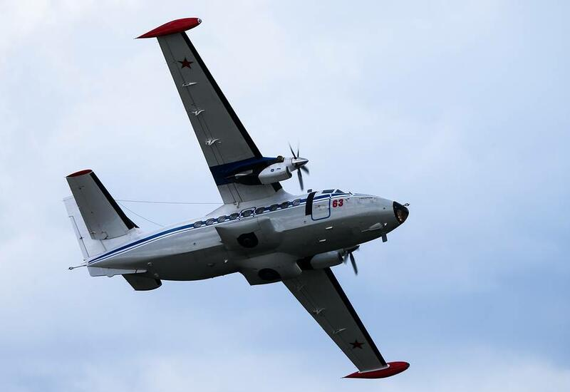 В России пассажирский самолет совершил жесткую посадку