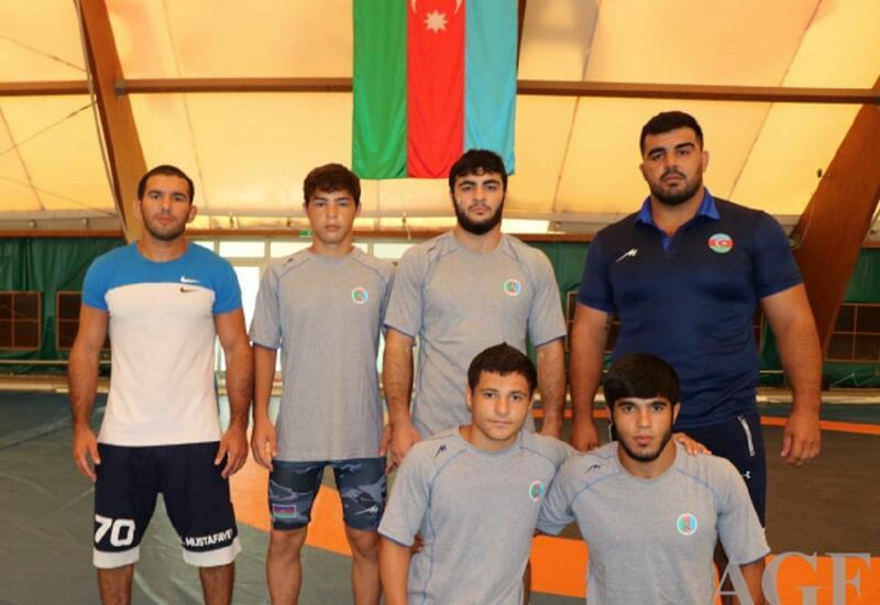 Азербайджанские борцы завоевали 2 золотые, 1 серебряную и 1 бронзовую медали на чемпионате Европы