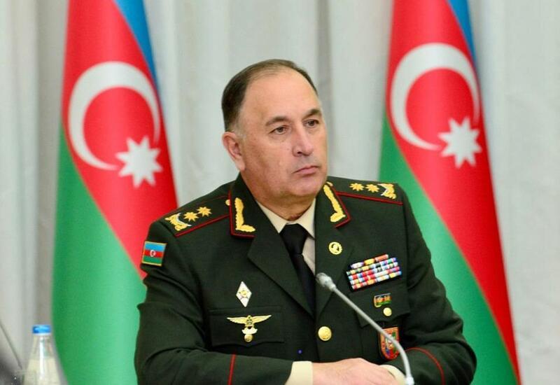 Продолжается визит начальника Генштаба ВС Азербайджана в Турцию