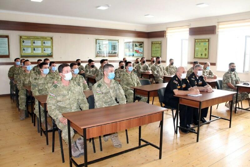 Завершились совместные учения ВМС