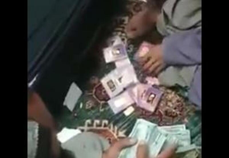 Талибы нашли многомиллионный клад