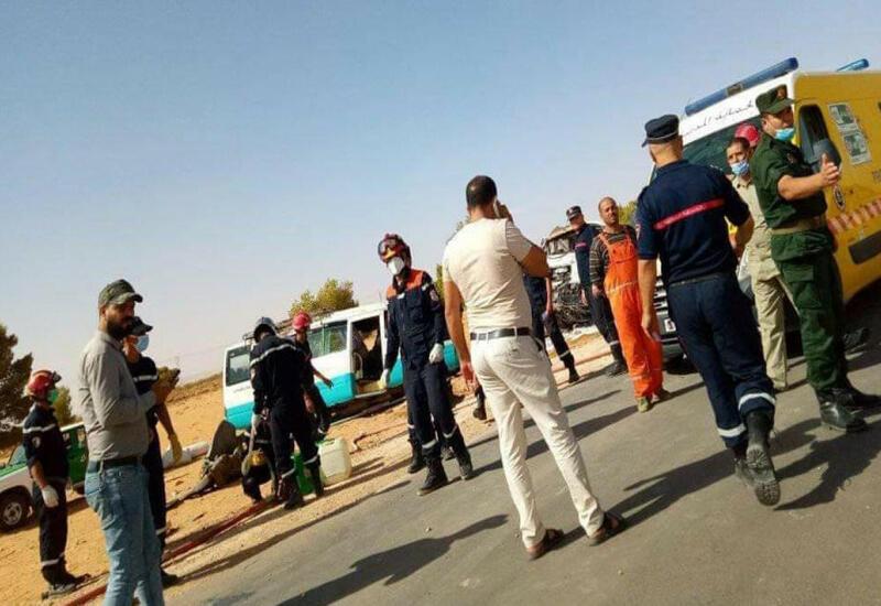 Жуткая трагедия в Алжире