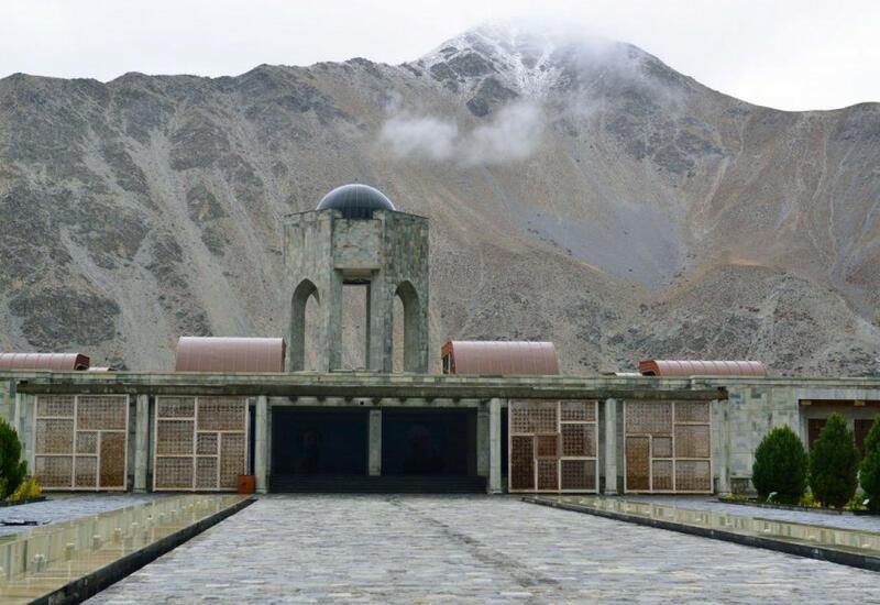Талибы восстановили мавзолей Ахмада Шаха Масуда в провинции Панджшер