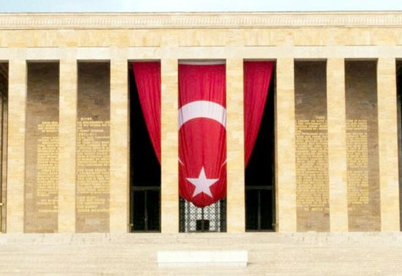 Начальник Генштаба азербайджанской армии посетил мавзолей Ататюрка в Анкаре