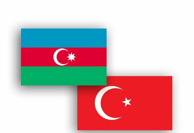 Группа азербайджанских военнослужащих вернулась на родину после учений в Турции