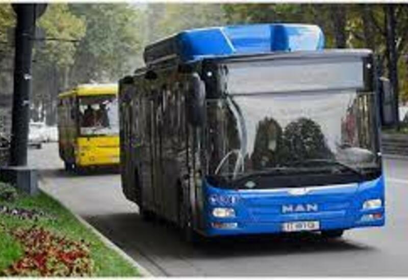 В Грузии возобновил работу общественный транспорт
