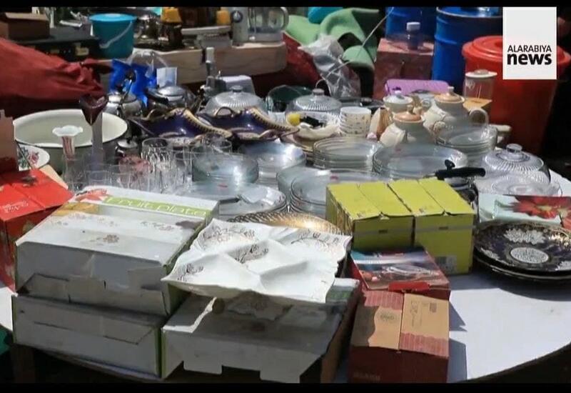 На рынках Кабула продают самые дешевые вещи в мире