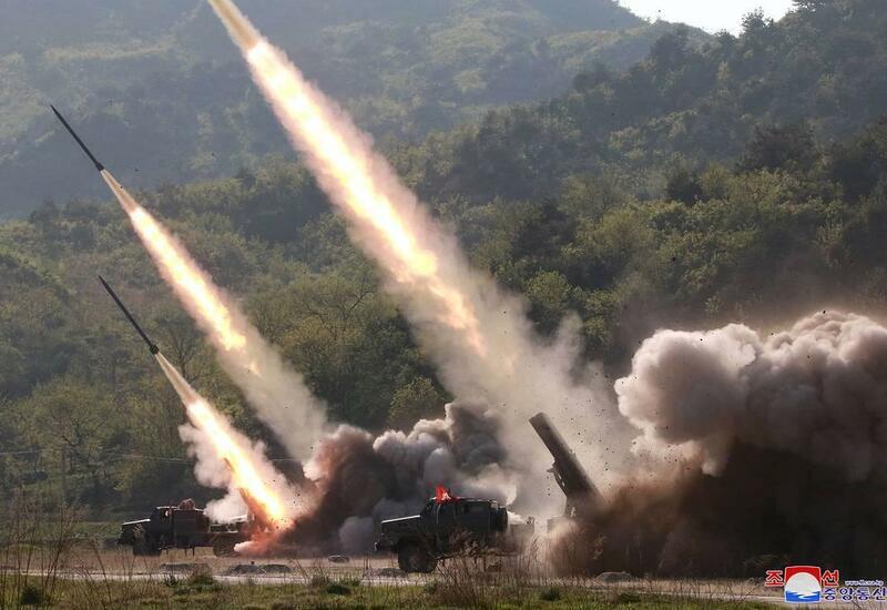 КНДР провела испытания новой крылатой ракеты большой дальности