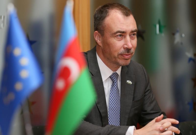 Спецпредставитель ЕС по Южному Кавказу посетит Азербайджан