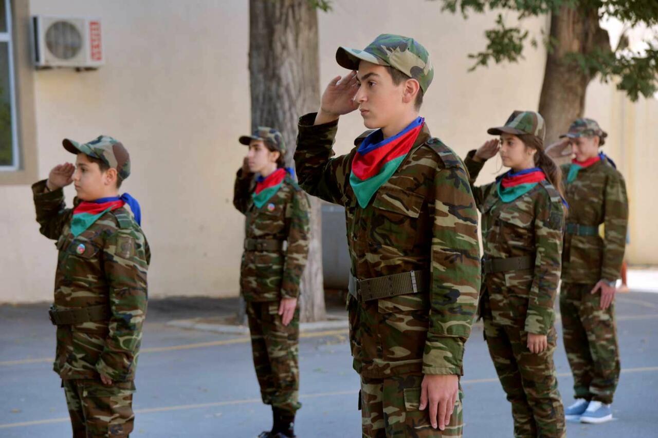 В бакинских школах будут проведены мероприятия, посвященные Дню памяти шехидов и Дню Победы
