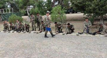 Продолжаются турецко-азербайджанские учения «Братская бригада»