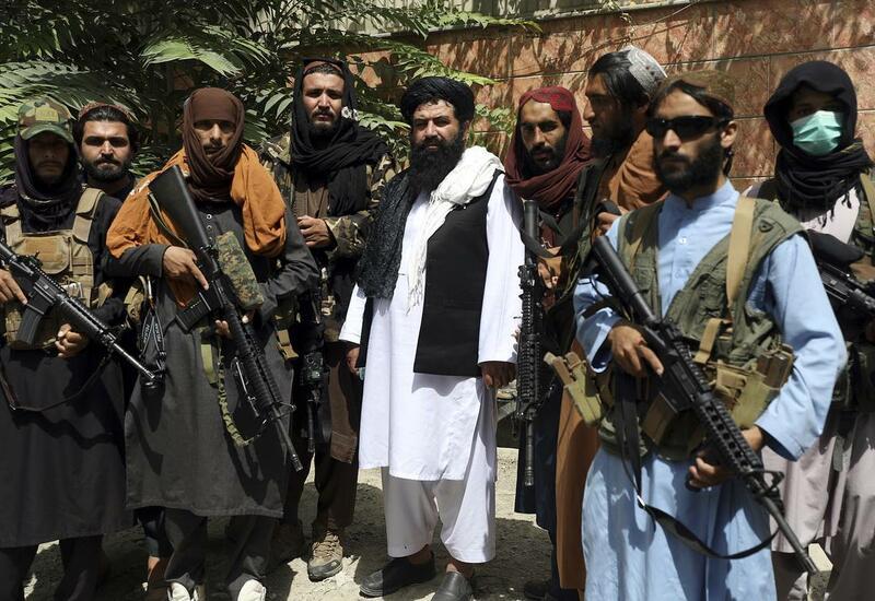 """Талибы """"перевоспитывают"""" местных наркоманов"""