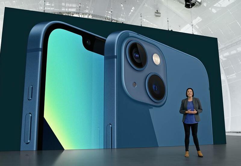 Apple представила iPhone 13 и iPhone 13 mini