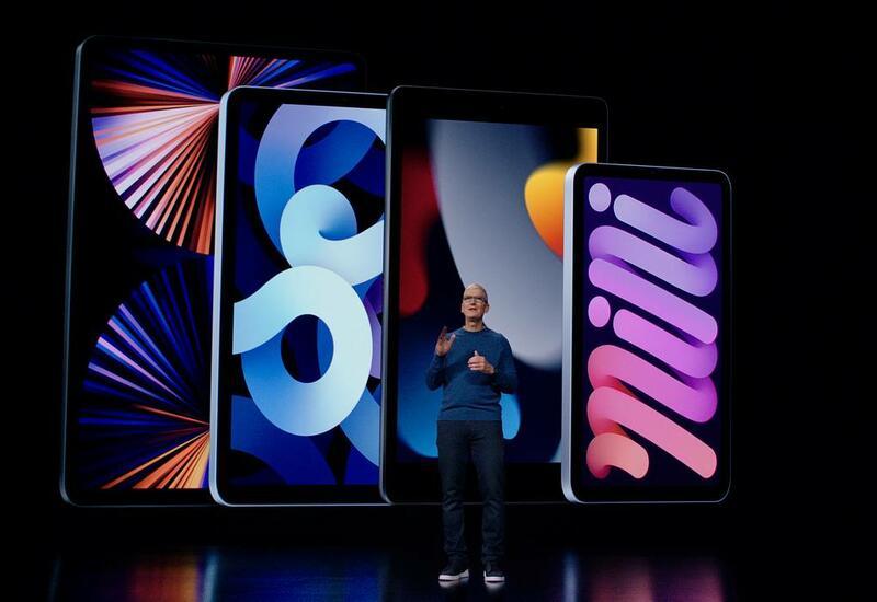 Что показала сегодня Apple?
