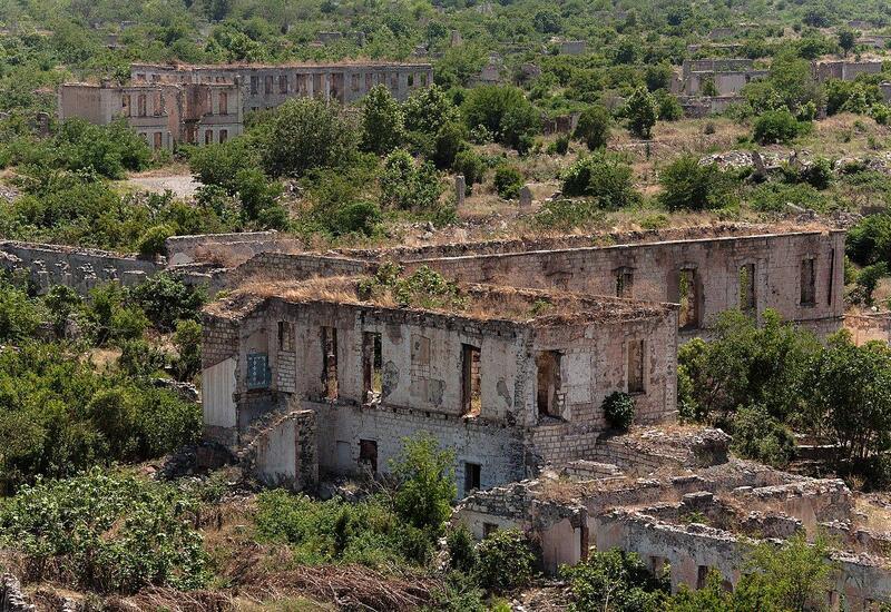 Ведется работа по организации деятельности Карабахского главного регионального управления архитектуры и градостроительства