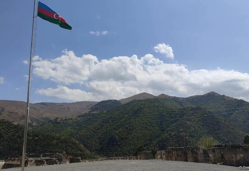 На освобожденных территориях Азербайджана созданы три военные прокуратуры
