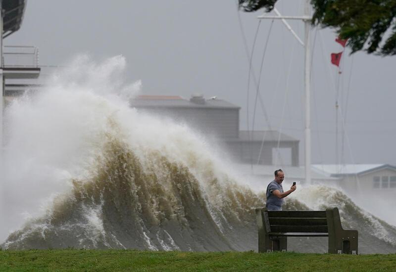 Байден объявил чрезвычайную ситуацию в Луизиане из-за шторма «Николас»