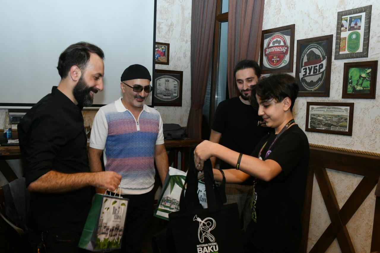 Руслан Гусейнов, Исфар Сарабский и Эльвин Баширов выступили на Бакинском джаз-фестивале