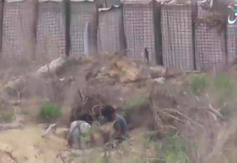 """""""ИГ"""" опубликовало кадры закладки и подрыва боевиками бомбы в Египте"""