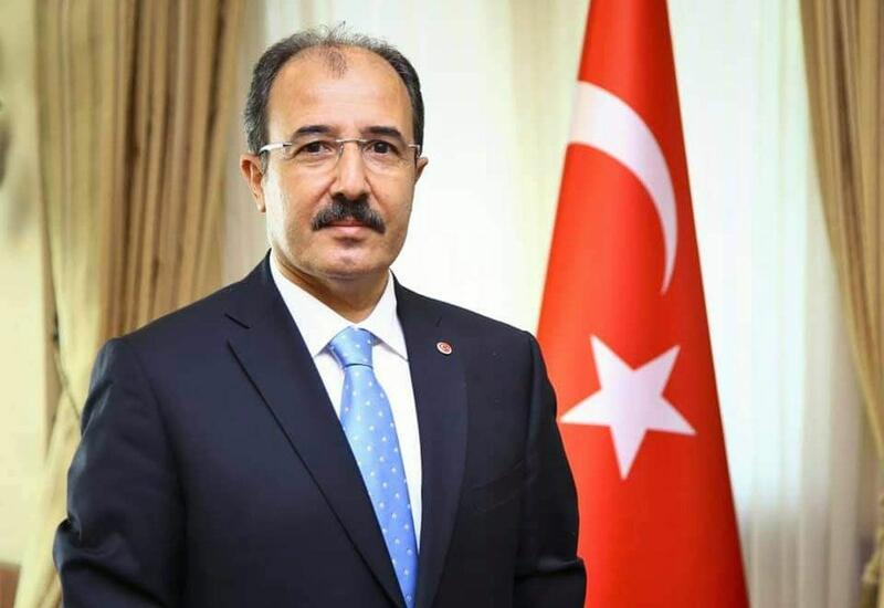 Посол Турции разместил публикацию в связи с Азербайджаном