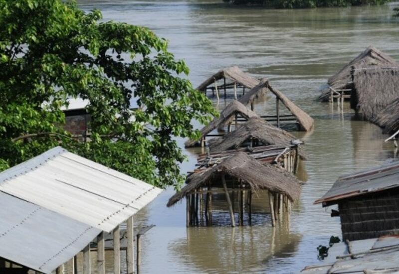 В Индии из-за проливных дождей пострадали более полутора миллиона человек