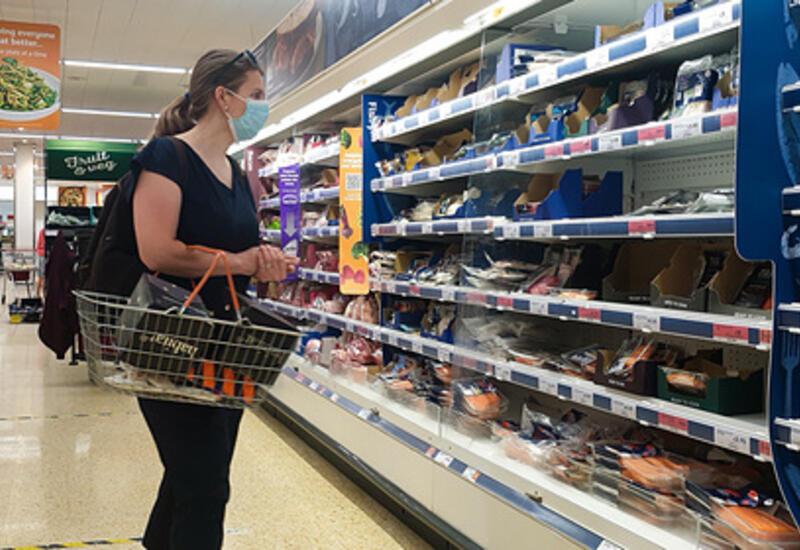 Цены в Британии подскочили до рекорда