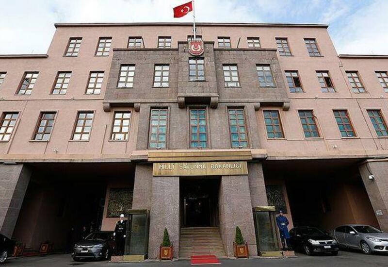 Министерство нацобороны Турции распространило поздравление по случаю 103-й годовщины освобождения Баку