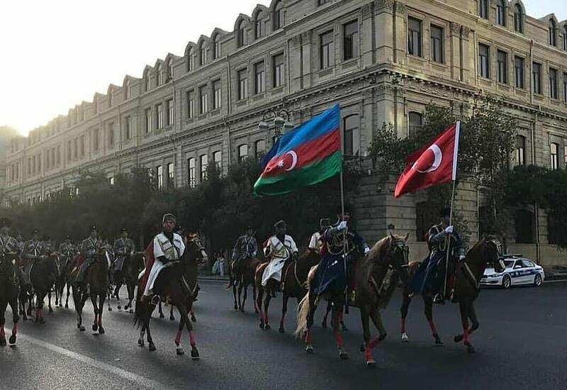 Освобождение Баку является торжеством азербайджано-турецкого братства