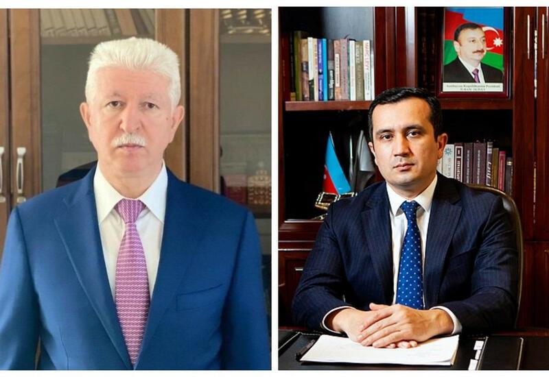 Cəlilabad və Şəmkir rayonlarının yeni başçıları ictimaiyyət nümayəndələrinə təqdim olunub