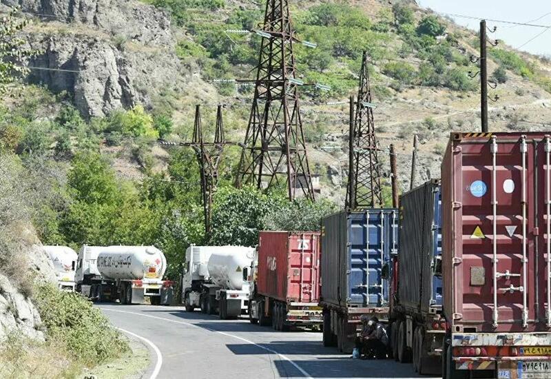 Азербайджан и Иран обсудили ситуацию на дороге Горус-Гафан