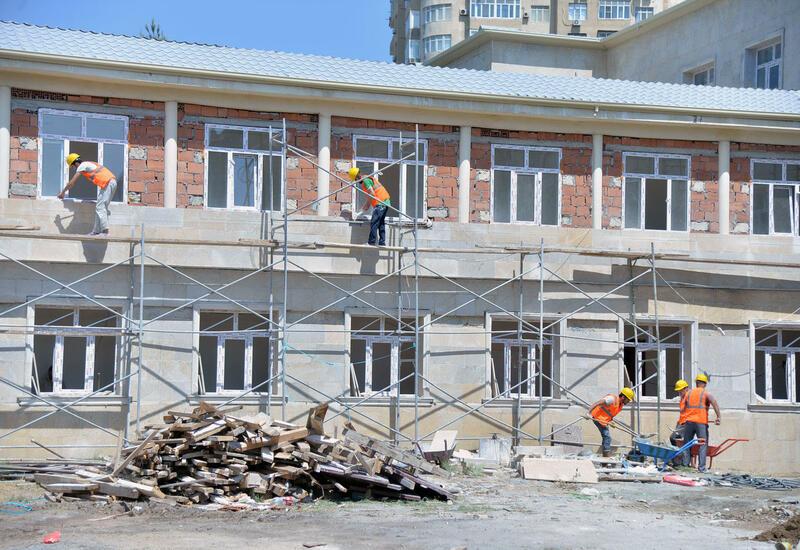 В Азербайджане отремонтированы школы, пострадавшие во время 44-дневной войны